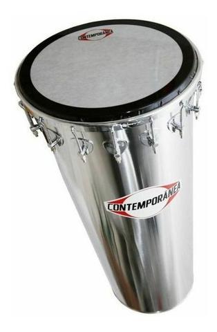 Imagem de Timbal Contemporanea 241c Aluminio 14 X 90cm Profissional
