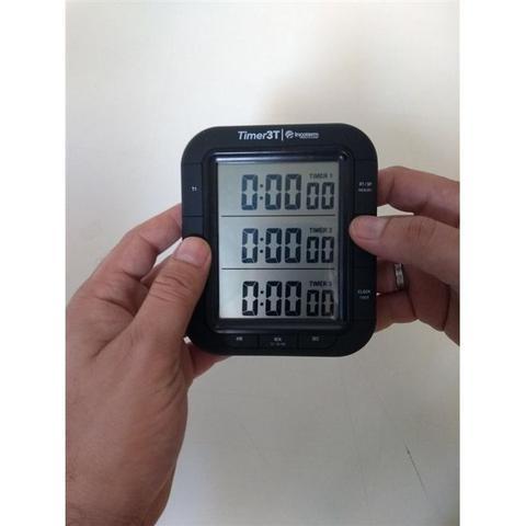 Imagem de Timer 3 termpos multicanal Incoterm