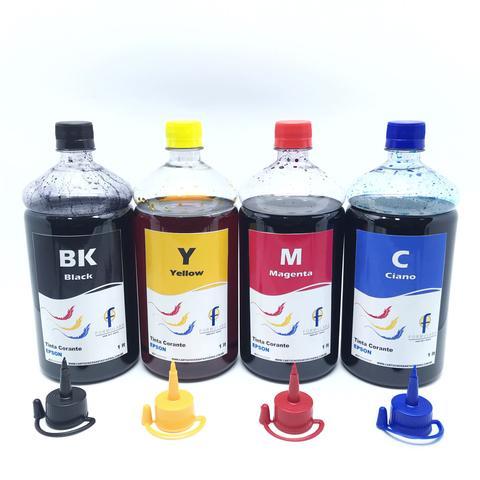Imagem de Tinta Compatível Para Impressora Epson XP-241 - 4 Litros