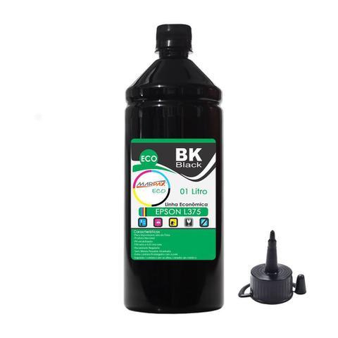 Imagem de Tinta Epson L375 Tanque Econômica Black Marpax 01 Litro