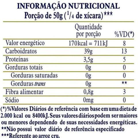 Imagem de Tio João Variedades Mundiais Inst. Arroz Carnaroli - 1kg