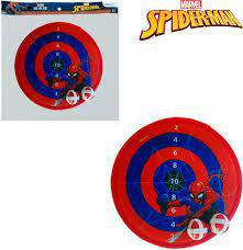 Imagem de Tiro ao Alvo Homem Aranha c/ 2 Bolas Spiderman 22cm - 133611