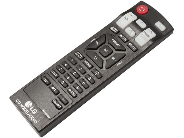 Imagem de Mini System LG Bluetooth 220W CD Player FM