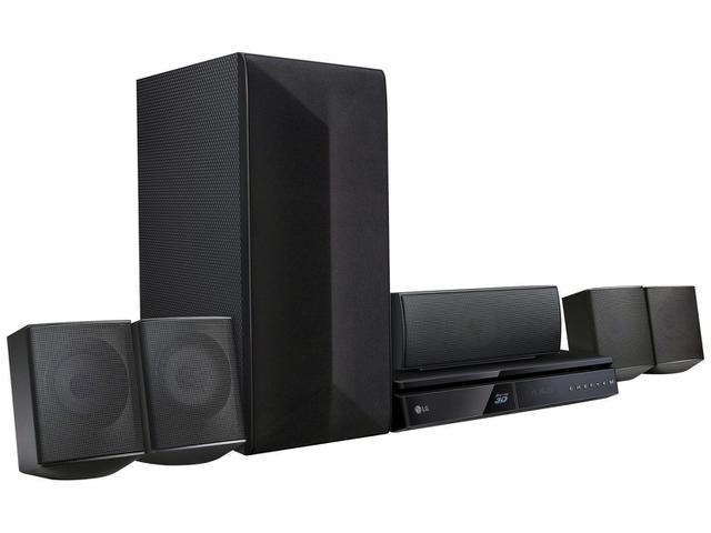Imagem de Home Theater LG Bluetooth