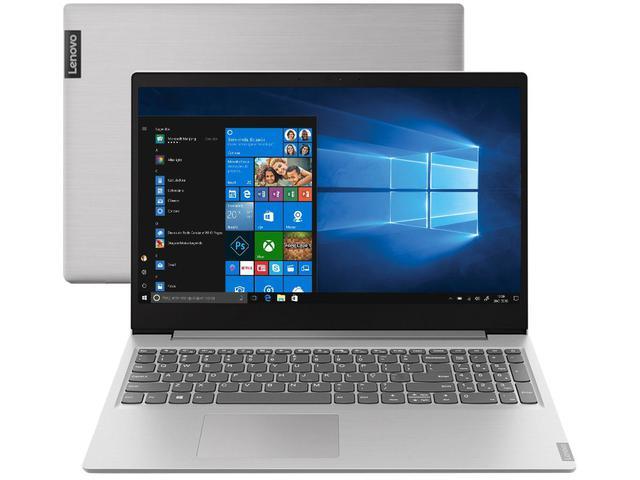 Imagem de Notebook Lenovo Ideapad S145 Intel Dual Core