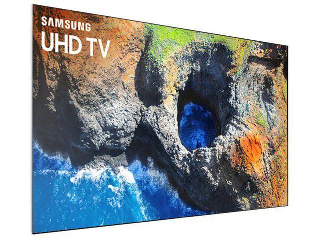 "Imagem de Smart TV 4K LED 55"" Samsung 55MU6100 Wi-Fi"