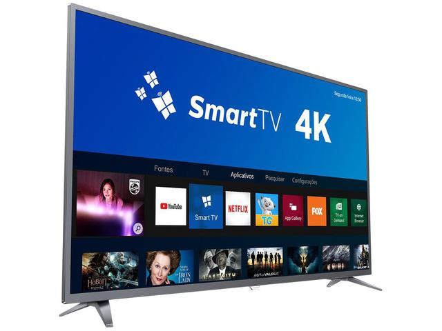 "Imagem de Smart TV 4K LED 50"" Philips 50PUG6513/78 Wi-Fi"
