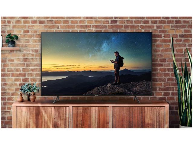 """Imagem de Smart TV 4K LED 49"""" Samsung NU7100 Wi-Fi"""