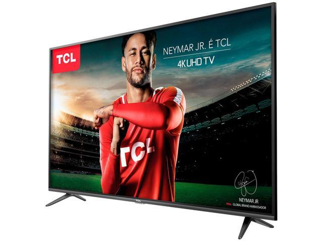 """Imagem de Smart TV 4K LED 55"""" TCL P65US Wi-Fi HDR"""