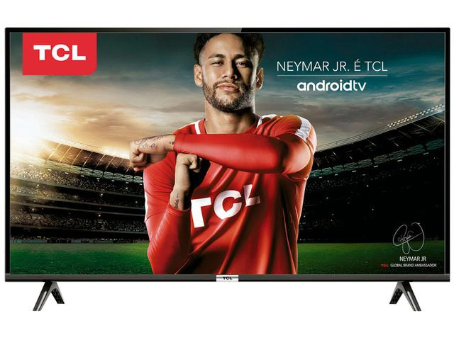 "Imagem de Smart TV LED 43"" TCL 43S6500 Full HD"