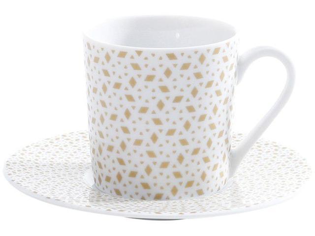 Imagem de Conjunto de Café Porcelana 6 Peças