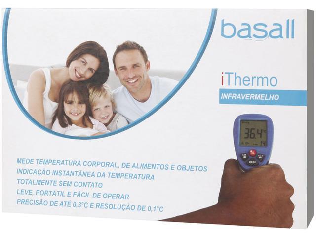Imagem de Termômetro Infravermelho Basall