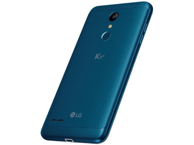 Imagem de Smartphone LG K11+ 32GB Azul 4G Octa Core