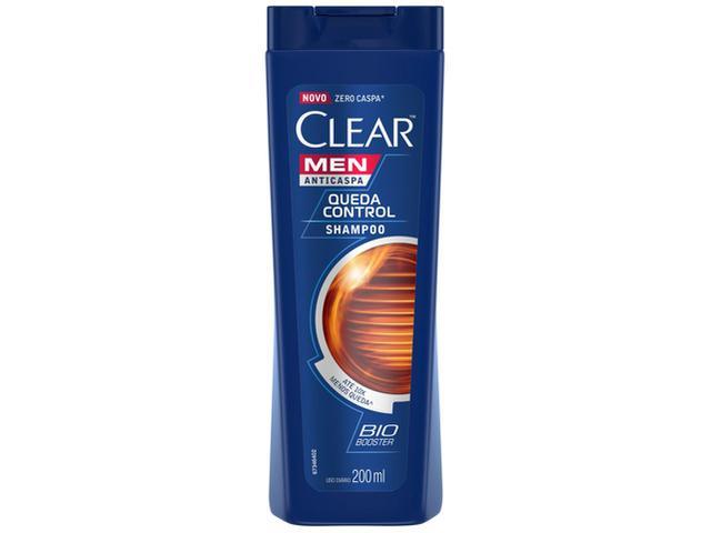 Imagem de Shampoo Clear Anticaspa Queda Control