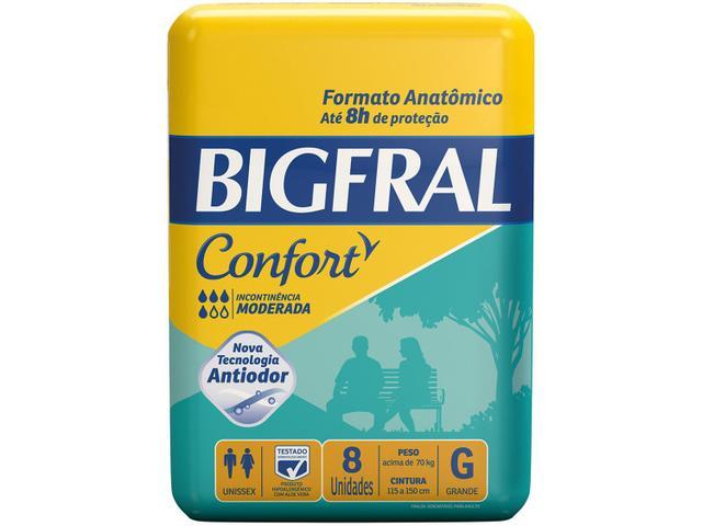 Imagem de Fralda Geriátrica Bigfral Confort G