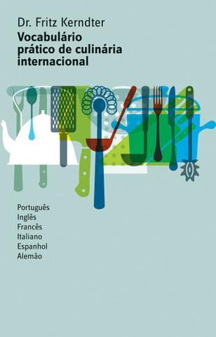 Imagem de Livro - Vocabulário pratico de culinária internacional