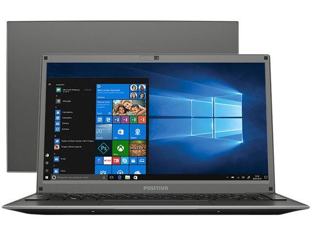 Imagem de Notebook Positivo Motion C4500D Intel Celeron Dual