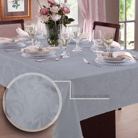 Imagem de Toalha de mesa Jacquard 6 Lugares  Admirare