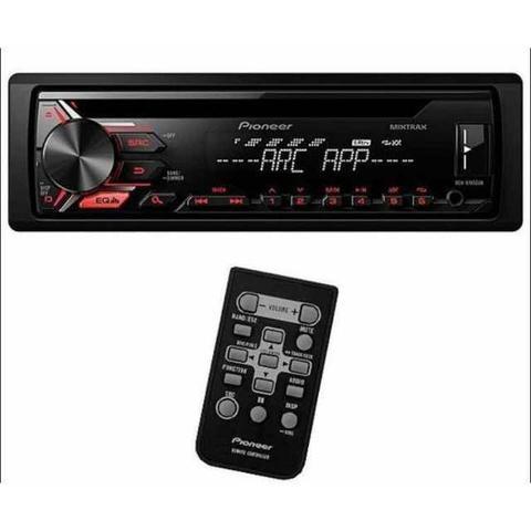 Imagem de Toca Cd Player Pioneer Automotivo Deh 1150 Radio Aux Mp3 Usb