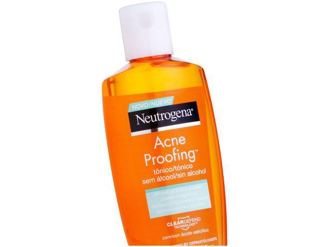Imagem de Tônico Facial Neutrogena Acne Proofing