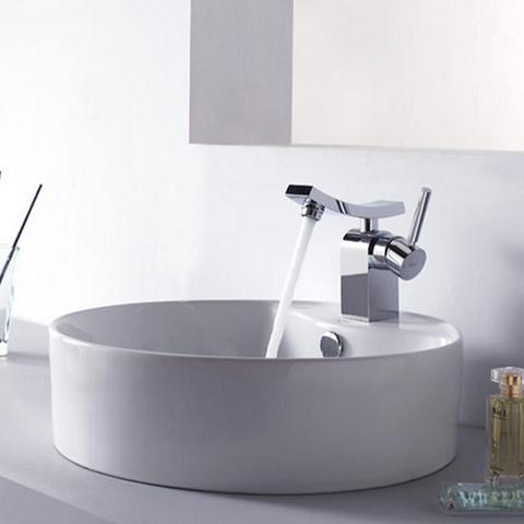 Imagem de Torneira Misturador Monocomando Banheiro Lavabo Piacenza - Premierdecor