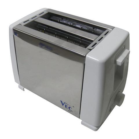 Imagem de Torradeira Eletrica 2 fatias 6 niveis cozinha tostador pão 220V