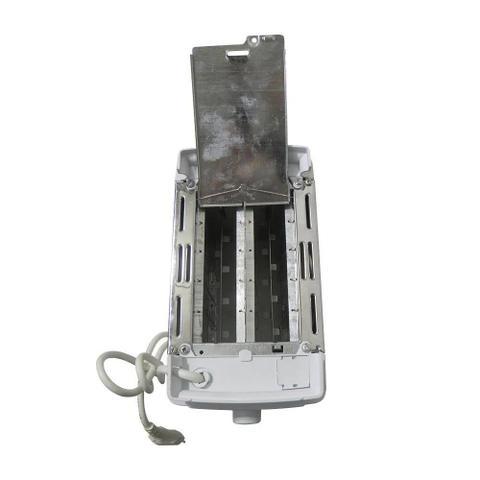 Imagem de Torradeira Eletrica 6 Niveis 2 Fatias Tostador Pao Cozinha Lanche 220V