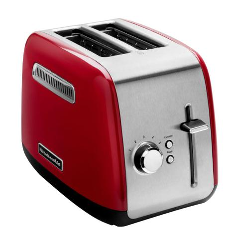 Torradeira Manual 2 Fatias Empire Red KitchenAid - Torradeira