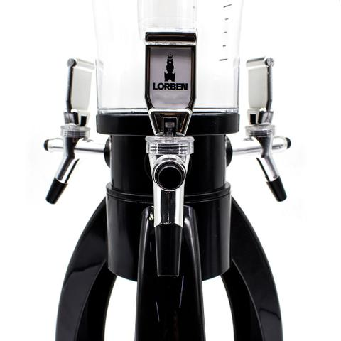 Imagem de Torre de Chopp três torneiras 3 litros GT507 - Lorben