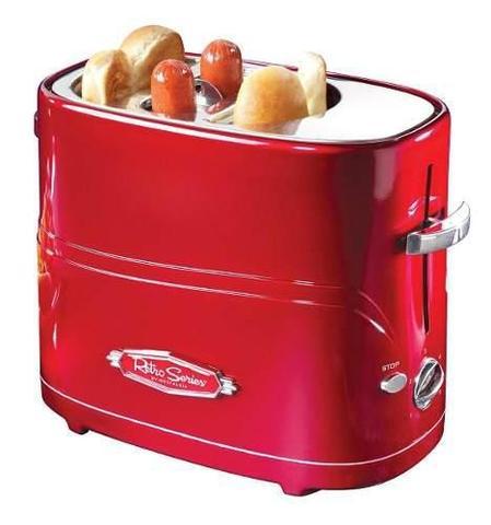 Imagem de Tostadeira De Cachorro Quente Nostalgia Eletrics