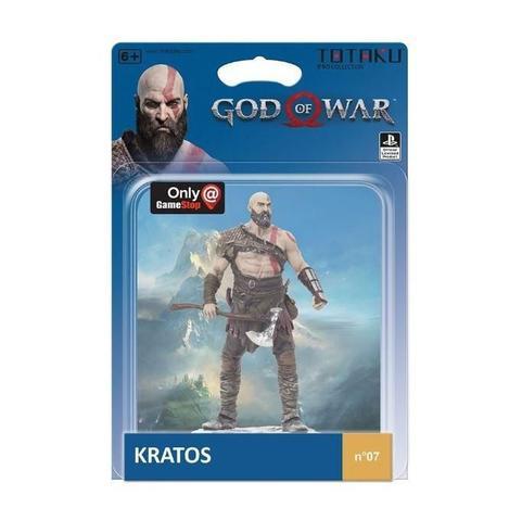 Imagem de Totaku God of War Kratos Action Figure Boneco N.07