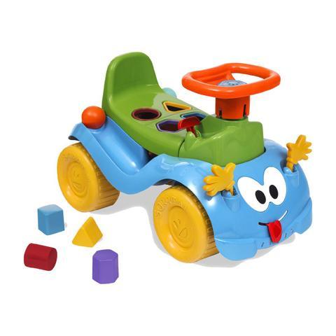 Imagem de Totoka Triciclo Infantil Bebe Motoca Totokinha Com Bolinhas