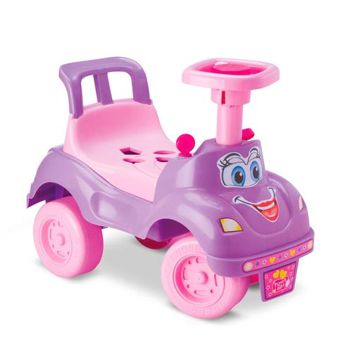 Imagem de Totoka Triciclo Infantil Bebe Motoca Totokinha Velotrol Menina Rosa