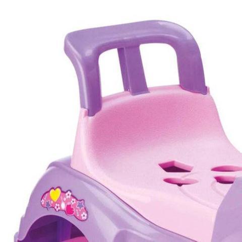 Imagem de Totokinha Motoca Infantil Carrinho De Empurrar Rosa Cardoso