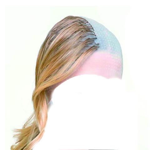 Imagem de Touca de Silicone para Mechas Vertix - Simples