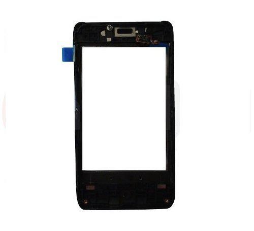 Imagem de Touch Motorola Razr D1 XT915 Xt916 XT918 Preto Sem Aro - 1 Linha