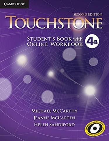 Imagem de Touchstone 4b sb with online wb - 2nd ed