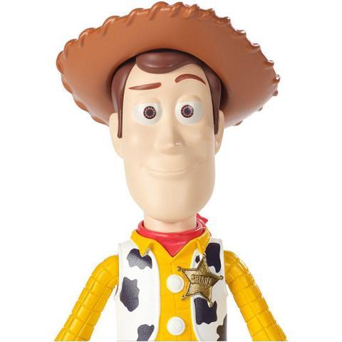 Imagem de Toy Story 4 Figura Woody - Mattel
