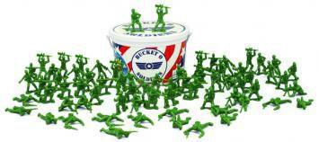 Imagem de Toy Story - Balde com 60 soldados
