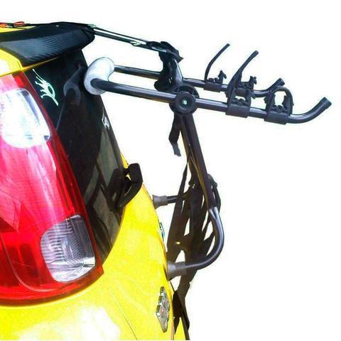 Imagem de Transbike Para Porta Malas Metal-lini Para 2 Bicicletas