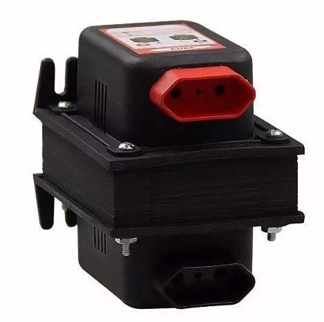 Imagem de Transformador De Voltagem 200va 140w 110/220v E 220/110v