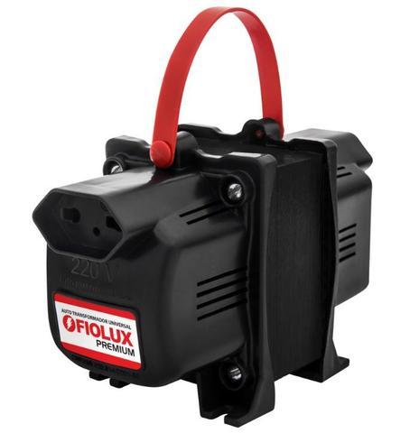 Imagem de Transformador Fiolux Premium 2000VA Bivolt 110/220 e 220/110 Ref: 2000 VA