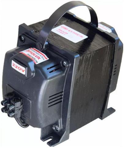 Imagem de Transformador Fiolux Premium 7000VA Bivolt 110/220 e 220/110 Ref: 7000 VA