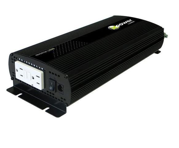 Imagem de Transformador Inversor De Corrente 1000W Xantrex 12V/110V