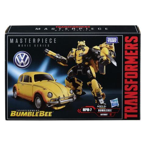 Imagem de Transformers Masterpiece Bumblebee - Hasbro