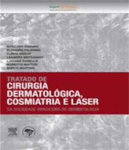 Imagem de Tratado De Cirurgia Dermatologica, Cosmiatria E Laser
