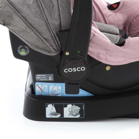 Imagem de Travel System Poppy Trio Cosco - Rosa Mescla