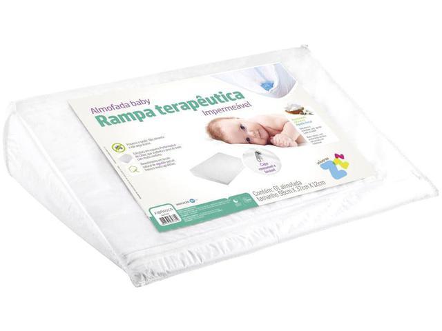 Imagem de Travesseiro Anti Refluxo Impermeável Baby
