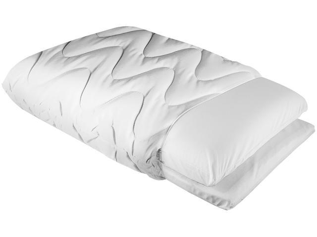 Imagem de Travesseiro com Altura Ajustável Fibrasca