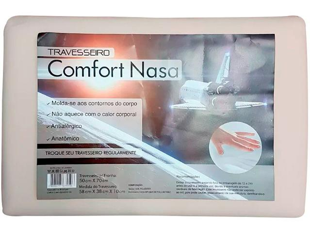 Imagem de Travesseiro Nasa Master Comfort de Cabeça